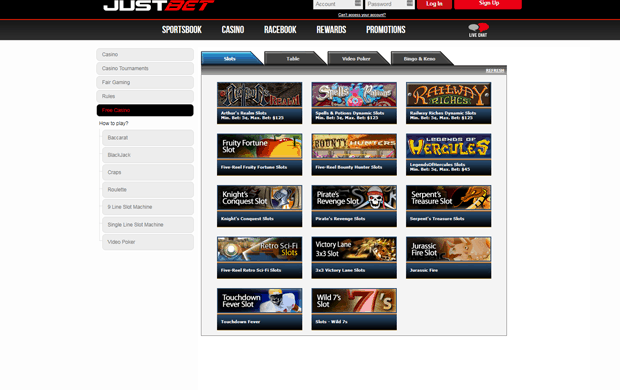 online casino server software